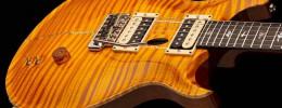 Crossroads Pre-Factory Santana I. Tributo a la primera guitarra que PRS le hizo a Carlos Santana