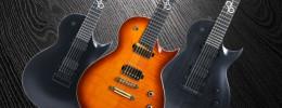 Solar Guitars amplía sus modelos estilo Les Paul con un look más clásico