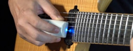 Joyo JGE-01, una nueva propuesta de sustain infinito para la guitarra al estilo eBow