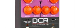 Keeley DCR Drive Chorus Rotary con secciones independientes de saturación y modulación