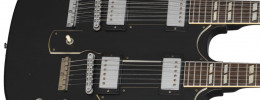 Gibson Custom Shop crea una réplica de la EDS-1275 con doble mástil de Slash