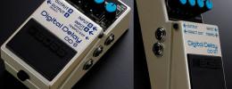 Boss actualiza sus dos pedales de delay más populares con los nuevos DD-3T y DD-8