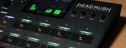 Review de Headrush Looperboard, looper multipista con pantalla táctil