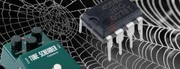 ¿Cómo afecta el circuito integrado al sonido del Tube Screamer?