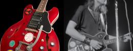 La Gibson Alvin Lee ES-335 '69 Festival' conmemora los 50 años de Woodstock