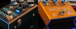 R-10 Nascar Delay y R-14 Atmosphere, los pedales de eco y reverberaciones múltiples de Joyo