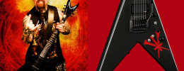 Dean celebra el fichaje de Kerry King lanzando una guitarra en edición limitada