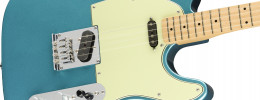 Fender Alternate Reality Tenor Tele, una mini Telecaster de 4 cuerdas
