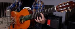 Demo de Yamaha Transacoustic CG TA: sonidos de reverb y chorus en una guitarra clásica