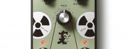 El pedal APE de J Rocket Audio le da un clásico toque Echoplex EP3 a tu delay digital
