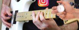 "Guitarristas ""fake"": youtubers e instagramers que aceleran vídeos para simular que tocan más rápido"