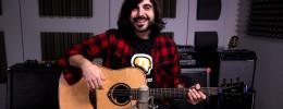 Review de Lâg Hyvibe Tramontane (THV30DCE): guitarra acústica con looper y bluetooth y efectos