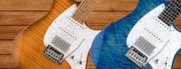 """Aquila, la nueva """"Stratocaster"""" de Mayones"""