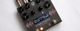 Synesthesia, el nuevo pedal con 22 tipos de modulación de Gfi System