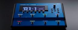 SY-1000, Boss presenta su sintetizador de guitarra más avanzado hasta la fecha