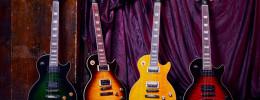 Gibson Slash Collection, cuatro nuevas Les Pauls y dos acústicas J-45 signature