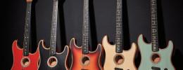 Fender American Acoustasonic, el hibrido de acústica y eléctrica, ahora con forma de Strato