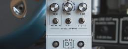 Walrus Audio Mako Series D1, un potente delay multi-función estéreo con 5 programas