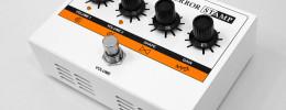 Orange Terror Stamp, un amplificador de 20 W en formato pedal