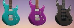 Ernie Ball Music Man: nuevo modelo Sabre y la renovación de las signature de Lukather y J. Petrucci