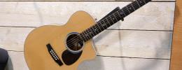 Martin SC-13E, una nueva acústica con tacto de eléctrica