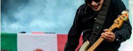 Juan Alderete, bajista de Mars Volta y Marilyn Manson, en coma por grave accidente de bicicleta