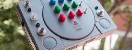 PedalStation: Multiefectos DIY con 4 pedales montados en una PlayStation