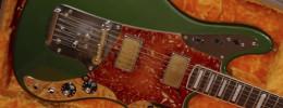 Fender Custom Shop resucita el modelo Marauder para Matthew Logan Vasquez de los Delta Spirit