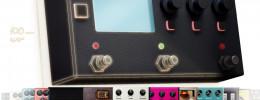 MOD Devices Dwarf, un nuevo multiefectos de código abierto con cientos de plugins disponibles