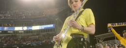 Gibson construye una Les Paul Custom para inaugurar con riffs los partidos del Nashville Futbol Club