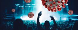 Cancelaciones de conciertos debido al coronavirus