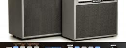 Amplificadores Mooer SD30 y SD75 de 30 y 75 W con modelado y efectos digitales