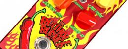Steel Panther vuelve a la carga con el pedal Pussy Melter rebautizado como The Butthole Burner