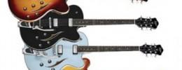 Hofner presenta nuevas guitarras y bajos