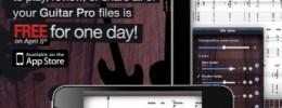 Arobas Music Guitar Pro App para iOS - Gratis solo por un dia: 5 de abril