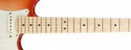 American Deluxe Fender Stratocaster HSS Sunset Metallic