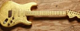 Lewis Hamilton (F1) compra la guitarra de oro de Prince por 100 mil dólares