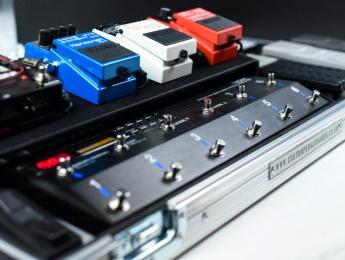 Guía de pedales esenciales para guitarra eléctrica II