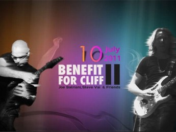 A Benefit for Cliff II en directo