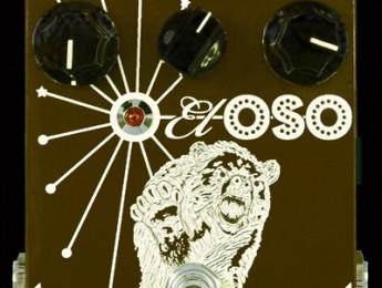 El Oso de Heavy Electronics, nuevo pedal de distorsión