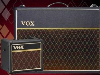 Nuevos amplis VOX