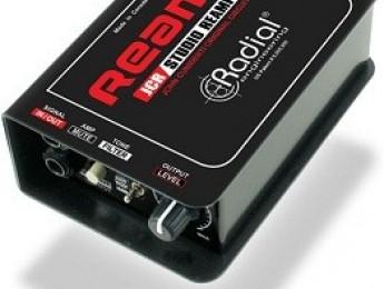 Actualización del Radial Reamp JCR