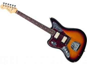 Nueva Fender Jaguar signature de Kurt Kobain