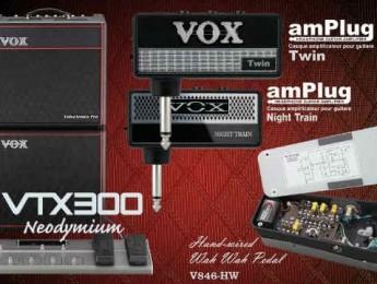 Nuevos productos de Vox este mes