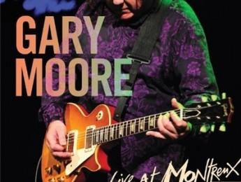 Muestras del disco en directo de Gary Moore