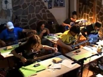 Charla sobre ajuste y mantenimiento de guitarras en Madrid