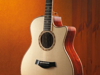 Nuevas acústicas Taylor Fall Limited