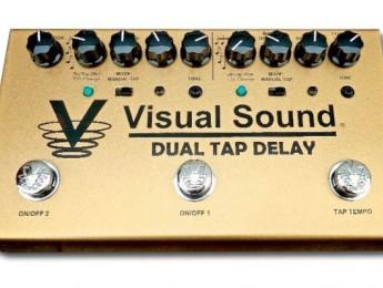 Nuevo Dual Tap Delay de Visual Sound
