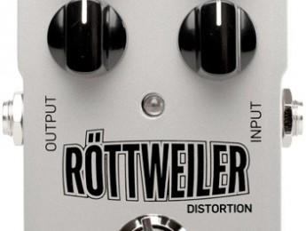 Nuevo TC Electronics Rottweiler Distortion