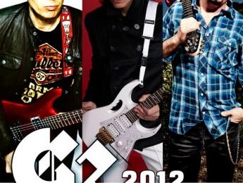 Nuevo G3 2012: Satriani, Vai y Steve Lukather (Toto)